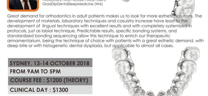 Lingual Braces in Orthodontics