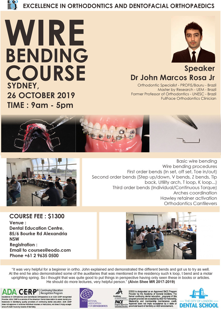 Wire Bending Course - EODO